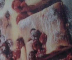 Kirsch-Plattenkuchen
