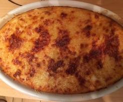 Chicorée mit Schinken (nach Omas belgischen Rezept)