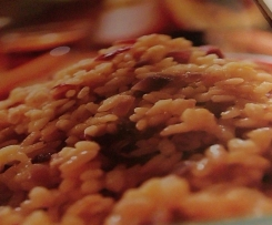 Sherry Risotto
