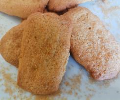 Karamell-Kekse