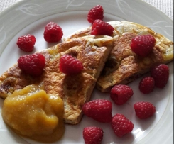 Mondstckchens Low Carb KH freie Pfannekuchen für (Fitnessmäuse)