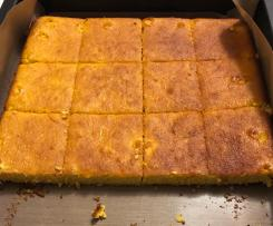 Orangenkuchen low carb