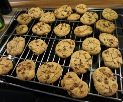 Chocolate Chip Cookies LIGHT