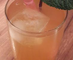Grapefruit-Limetten-Sirup