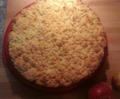 Apfel-Streuselkuchen-Ruck Zuck