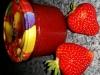 Erdbeer-Marmelade, super einfach und lecker!!