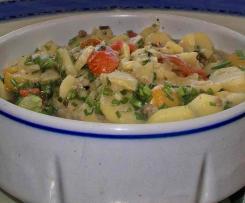 Spanischer Kartoffelsalat (pikant)