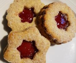 Marmeladenplätzchen mit Zimt - meine Lieblingsplätzchen