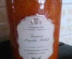 Tomaten-Paprika-Relish
