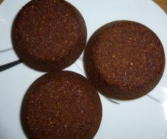Schoko-Muffins glutenfrei vegan