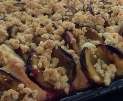 Zwetschcken - Quarkölteigkuchen