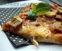 Pizzateig - mein Favorit