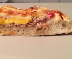 Mein liebster Pizzateig -nach Familienrezept-