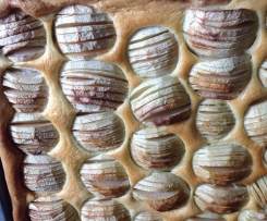 Diabetiker-freundliche Variante von: Elsässer Apfelkuchen aus dem Buch: Backvergnügen wie noch nie