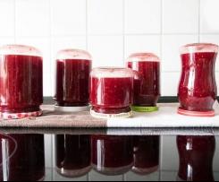Inseltraum-Himbeer-Marmelade
