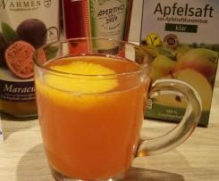 Hot Aperol - die köstliche Glühwein-Alternative