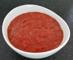 Salsa Sauce/Dip zu Nachos oder Tortilla-Chips