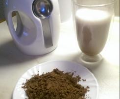 Kakaopulver Trinkschokolade fruktosefrei / frukctosearm