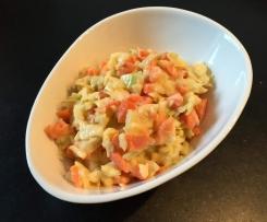 Original Coleslaw - Amerikanischer Krautsalat
