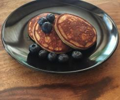 Pan Cakes - low carb - proteinreich