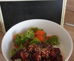 Koreanisches Tofu