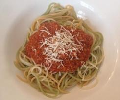 Spaghetti Bolognese/Pasta Asciutta