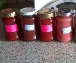 Erdbeer Mango Marmelde