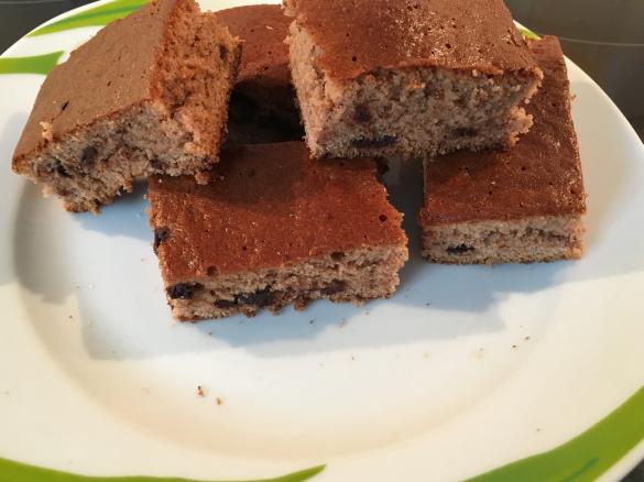 Lebkuchen Schoggi Kuchen Super Schnell Von Turtel83 Ein Thermomix