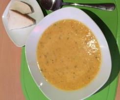 Leckere Gemüsesuppe Ruck-Zuck