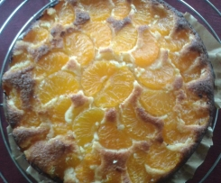 Joghurt-Mandarinen-Kuchen