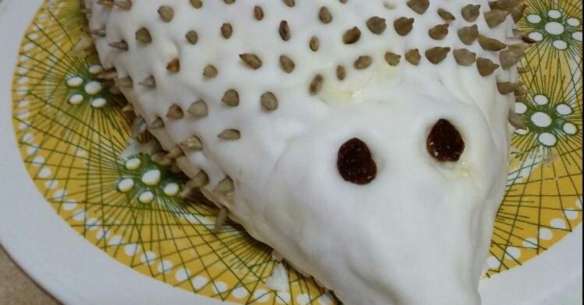 Igel Kuchen Von Maussi333 Ein Thermomix Rezept Aus Der Kategorie