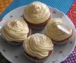 Vanillefrosting (für Muffins oder Kuchen)