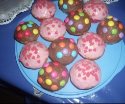 Grundrezept für leichte Muffins