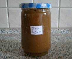 Birnen-Ingwer-Marmelade