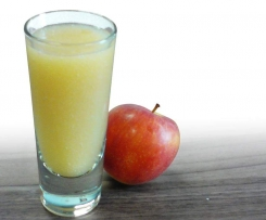 Apfel Möhren Sirup