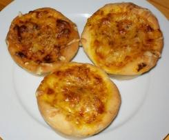 Kürbis-Zucchini-Muffins