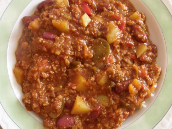 Chili Con Carne M Orig Von Matschi74 Ein Thermomix Rezept Aus