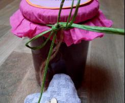 Vanille-Zwetschgen-Marmelade