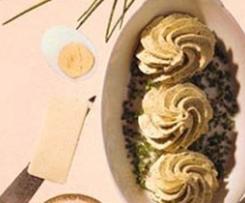 Senf-Ei-Butter