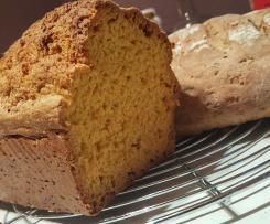 Dinkel-Möhren-Buttermilch Brot