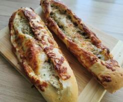"""Pizzabaguette """"Elsässer Art """""""