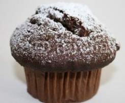Schokoladen-Kokos-Muffins