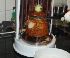 Marinade für Dönerfleisch vom Mini-Döner-Spieß - schmeckt wie Original!!