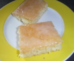 Zitronenkuchen Ruck-zuck