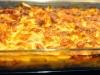 Kürbis Mozzarella Lasagne