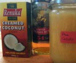 PinaColada Brotauftrich mit Rum