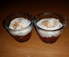 Lebkuchen-Kirsch Tiramisu