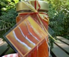 Nektarinen-Orangen-Marmelade