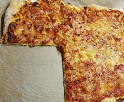 Glutenfreier Pizzateig schnell gemacht
