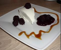 Joghurt-Sahne-Nachtisch